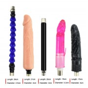 Dildo Machine Masturbation Sex Machine Gun with Dildo Accessories
