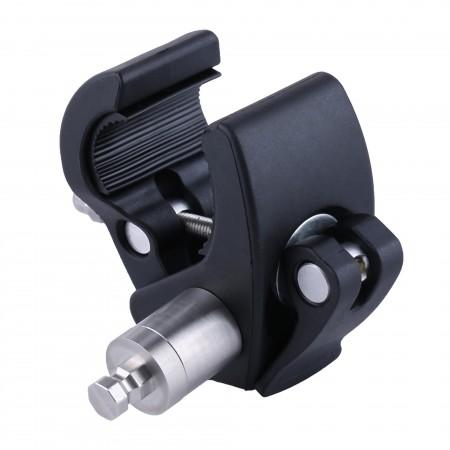 Hismith Vibrator Clamp do Premium Sex Machine, KlicLok System Connector