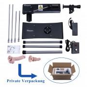 Nyeste Premium Sex Machine med 360 grader rotasjon, 2P eller 3P Sex Play