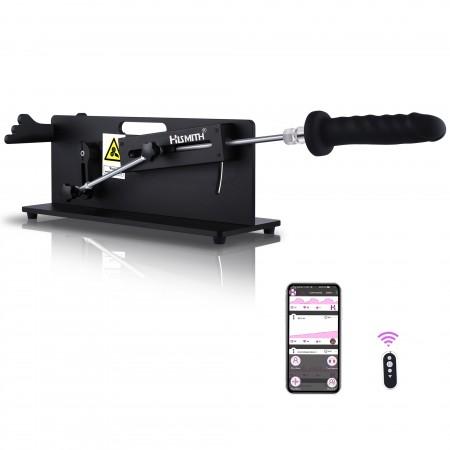 Hismith Tischplatte 2 - Premium Sexmaschine mit KlicLok System
