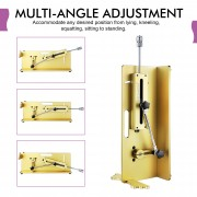 Hismith Table Top 2 – Premium Sex Machine med KlicLok System, Ak-07