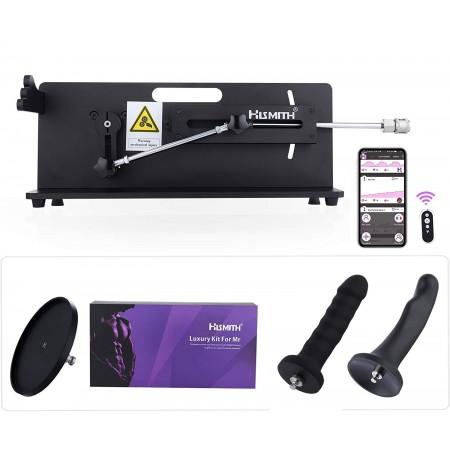 Hismith Table Top 2.0 Pro - Premium Sex Machine s APP / Remote / Wire - Bundle