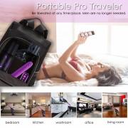 Hismith Pro Traveler 2.0 med sugemontering - bærbar sexmaskin med KlicLok-system