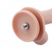 Hismith 21,08 cm Silikondildo mit KlicLok System für Hismith Premium Sex Machine