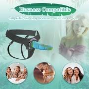 Hismith 21,8 cm Ophicone Dildo mit Saugnapf für Hismith Premium Sex Machine